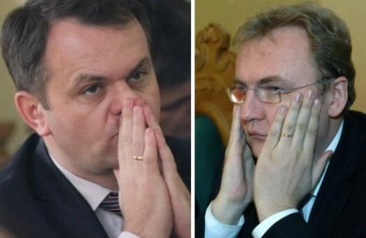 Синютка vs Садовий: битва гномів. Остаточні результати виборів в ОТГ на Львівщині
