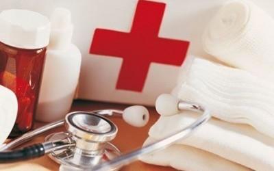 В управлінні охорони здоров'я прозвітували про кількість осіб, які зверталися за допомогою на свята
