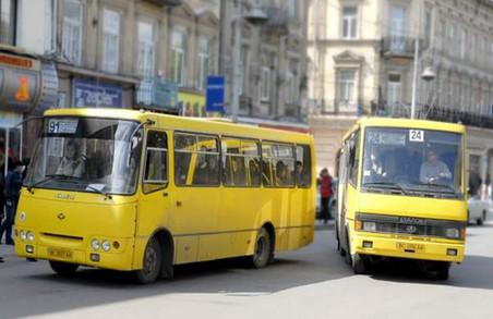У Львові вирішили рахувати пасажирів маршруток та спостерігати за ними онлайн