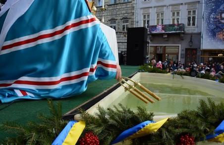 У Львові на площі Ринок відбудеться загальноміський чин освячення води