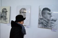 У Львові відкрили виставку портретів українських добровольців (ФОТО)