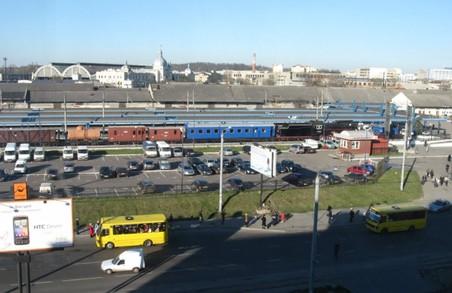 Громадському транспорту стане простіше їздити біля вокзалу