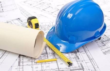 На Львівщині зросли обсяги будівельних робіт