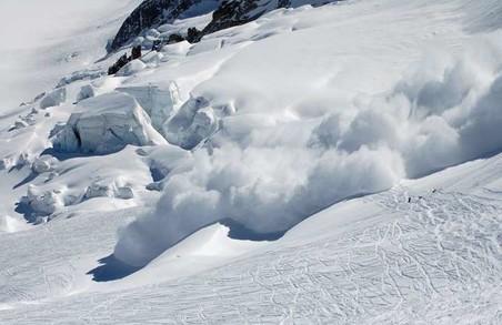 Рятувальники попередили про сильні снігопади