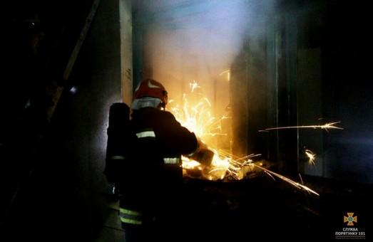 Значна пожежа: у Тернополі спалахнула дитяча лікарня