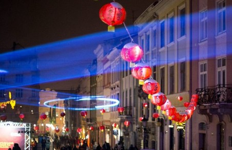 У Львові святкували Новий рік ще й по-східному (фоторепортаж)