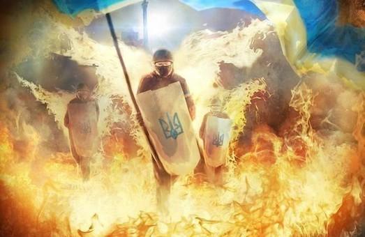 Герої не вмирають: львів'яни віддали шану загиблим у боях воїнам (фото)