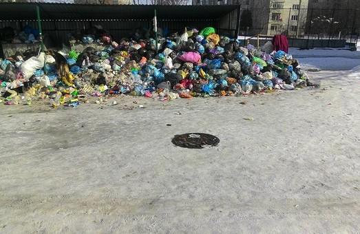 У Дрогобичі активісти протестують, аби сміття не вивозили на Броницьке сміттєзвалище