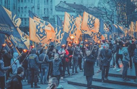 Львівські праві готують наймасовіший за останні роки Марш пам'яті генерала Шухевича