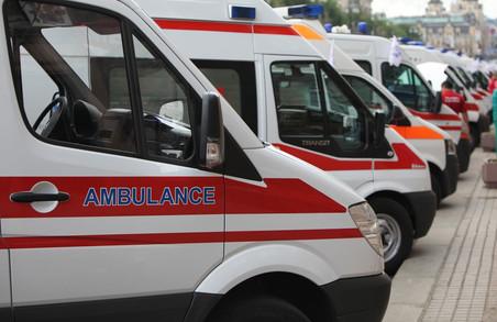 У Львові закуповують нові автомобілі швидкої допомоги
