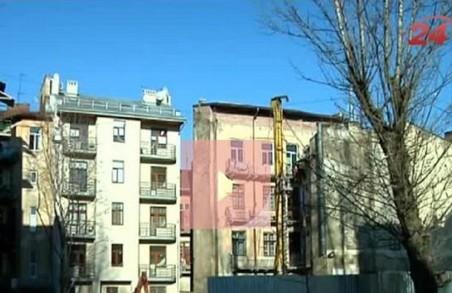 У центрі міста будуватимуть готель. Дорогу перекриють на 9 місяців