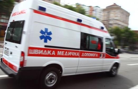 У Львові людину облили кислотою
