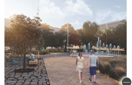 Стало відомо, як виглядатиме площа Святого Теодора після реконструкції: фото