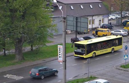 У Львові пускають експериментальний маршрут до аеропорту