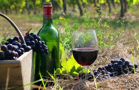 Виробництво вина в Україні впало на 40%