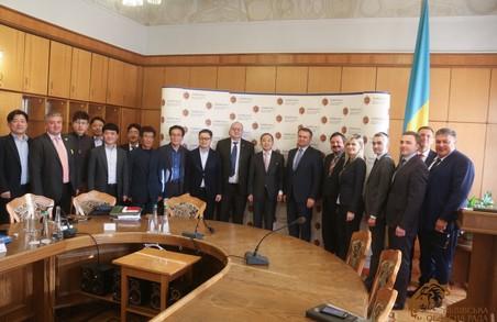 Корейці планують вирощувати на Львівщині органічну продукцію