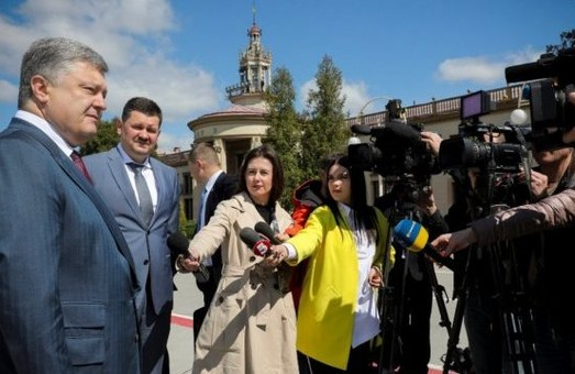Порошенко хоче провести залізничний кордон ЄС по Львову