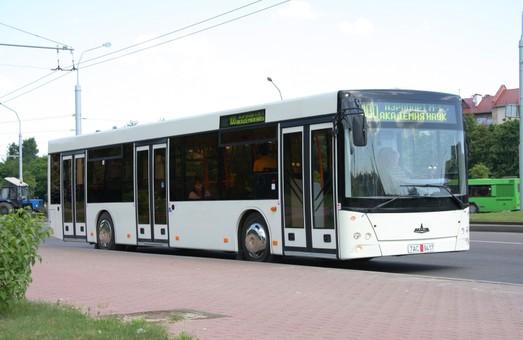 У Львові закуплять білоруські автобуси