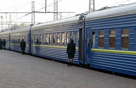 Поїзд зі Львова до Харкова піде через Суми
