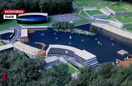 Стало відомо, що побудують на місті Винниківського озера