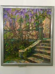 В Ужгороді відкрилася ювілейна виставка живопису Лесі Приймич (Фото)