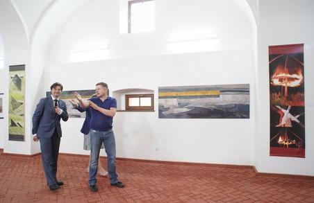 """Відкриття форуму """"СлободаКульт"""" в Ужгороді"""