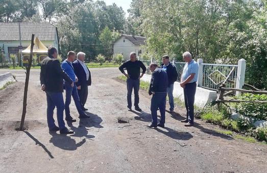 На Дрогобиччині відновлять зруйновану лісорубами дорогу