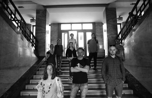 #HelloGalagov: продовжуючи проект #CtrlS, українські митці розпочали кампанію за збереження модерністської архітектури