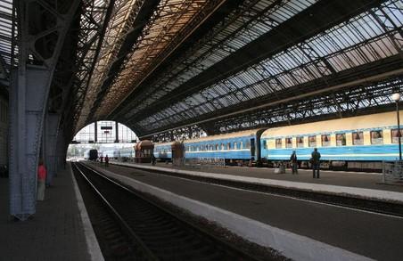 ЛЖД змінила рух деяких приміських поїздів