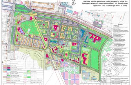 Поруч з кільцевою дорогою у Львові планується новий мікрорайон
