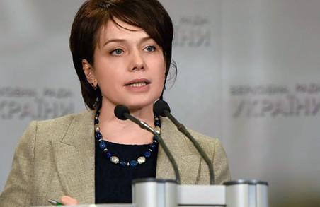 Міністр освіти Лілія Гриневич приїде до Трускавця