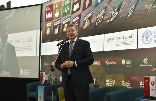 32% ВРП Херсонщини складає агросектор - А. Гордєєв на форумі Агропорт