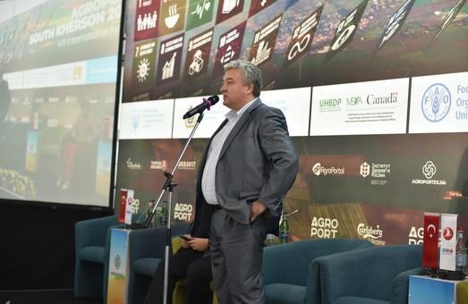 Херсонщина є ключем до продовольчої безпеки України - М.Малков, FAU