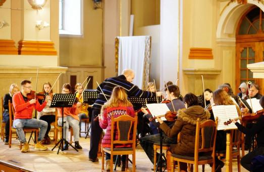 Львівський оркестр записує треки для відомого британського лейблу