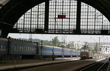 Львівські поїзди влітку охолоджуватимуть