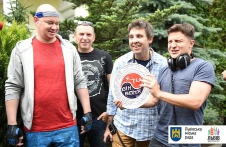 """У Львові """"Квартал 95"""" знімає комедію"""