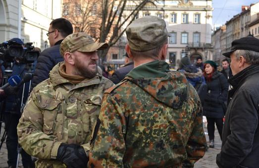 Садовий не визнає подвигу українських військових