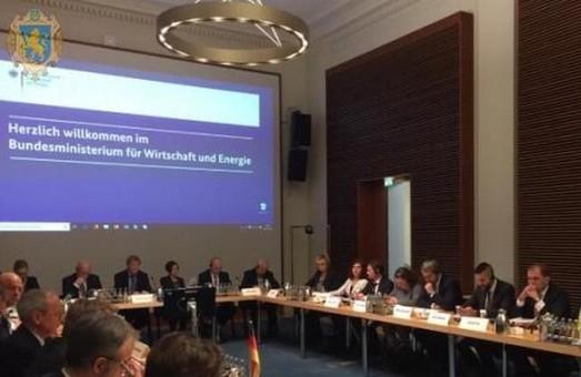 У Берліні презентували співпрацю у сфері гірничо-видобувної промисловості Львівщини та Німеччини