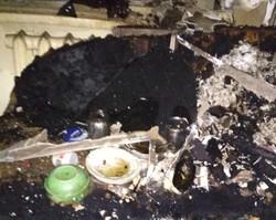 У Львові внаслідок пожежі у квартирі загинула власниця (ФОТО)