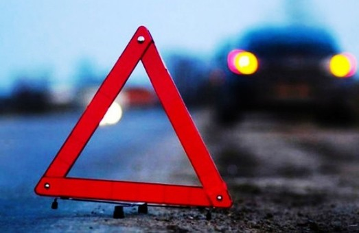 У Львові іномарка скоїла наїзд на пішохода