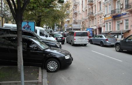 У Львові оштрафували майже тисячу водіїв, що порушили правила паркування