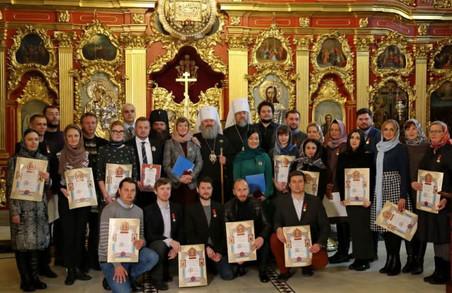 УПЦ МП нагородила Інтер церковними нагородами, тому що «телебачення є практично рівноапостольним служінням»