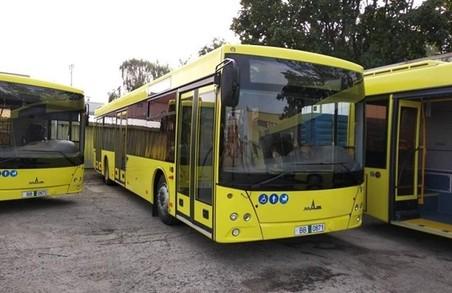 Зі Львова до Брюхович запускають 12-тиметрові автобуси