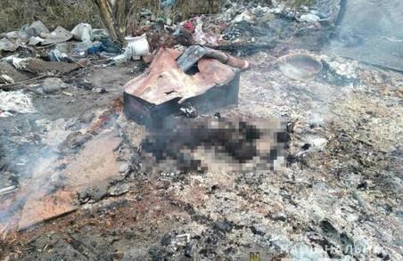 На сміттєзвалищі заживо згорів 15-річний хлопець із Закарпаття