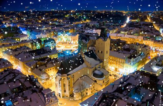 Львів'ян кличуть у казкове зимове містечко