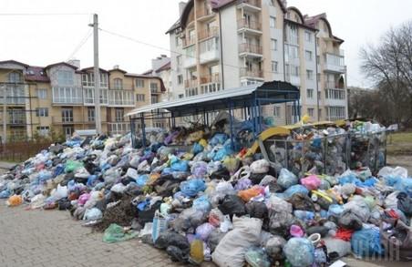 Садовий не планує займатися вивезенням сміття з міста в наступному році