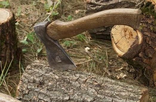 На Львівщині двом чоловіків, які рубали ліс у заповіднику, оголосили амністію, ще один відбудеться штрафом