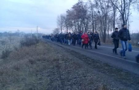 Страйк шахтарів «Львіввугілля»: гірники планують перекрити дорогу до кордону
