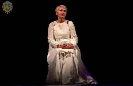 Вистава львівського театру стала лауреатом міжнародного фестивалю