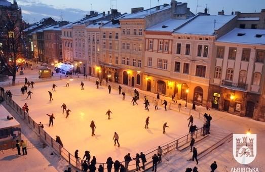 Львів'ян кличуть на виставу на льоду